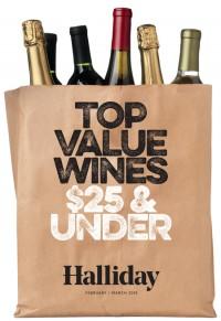 Halliday Top Value Wines