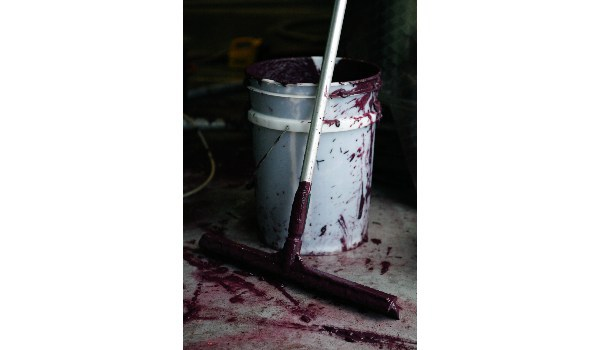 Work, patience and time makes good wine